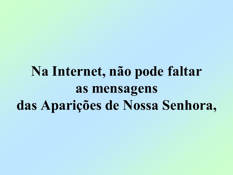 o Programa do Divino Pai Eterno de Goiás entre outros que não iremos nos arrepender de acompanhar...