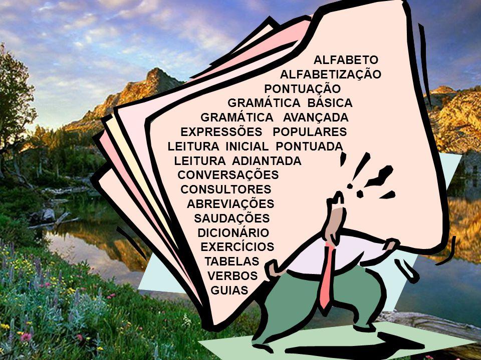 1.6 - Exemplos de pontuação com vogais.