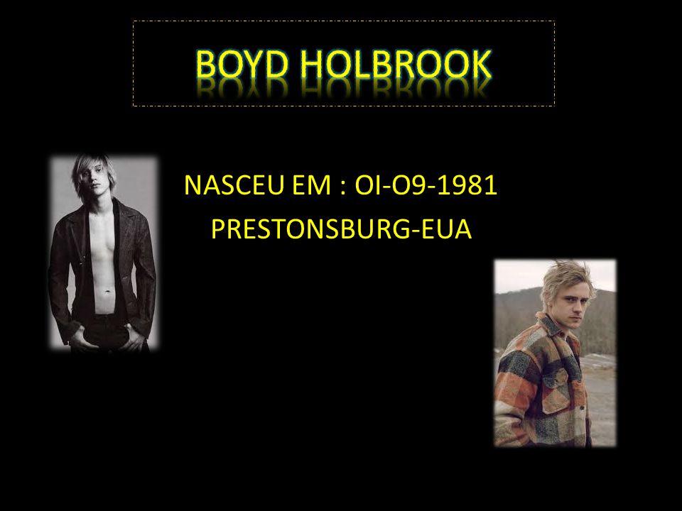 NASCEU EM : OI-O9-1981 PRESTONSBURG-EUA