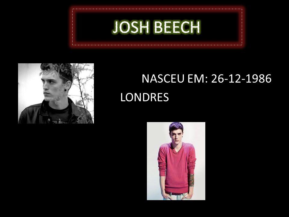 NASCEU EM: 26-12-1986 LONDRES