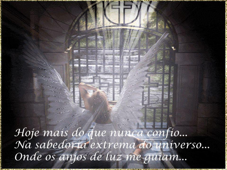 Recebo sorrisos palavras de alento... E cercada de anjos percebo que... Sozinha eu nunca estarei...