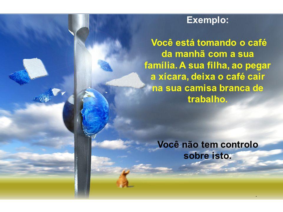 Prado Slides – Cidreira / RS.Exemplo: Você está tomando o café da manhã com a sua família.