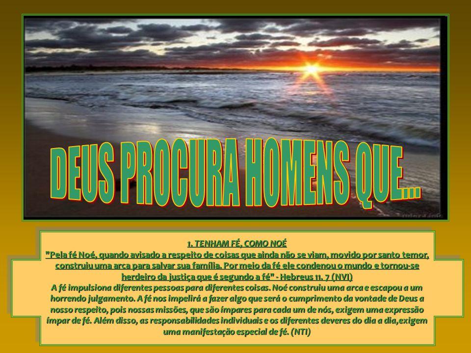 7.PREGUEM E SOFRAM PELO NOME DE JESUS, COMO PAULO Mas o Senhor disse a Ananias: Vá.