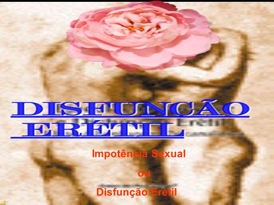 081 Impotência Sexual ou Disfunção Erétil
