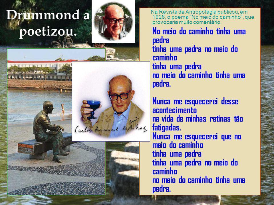 Drummond a poetizou.