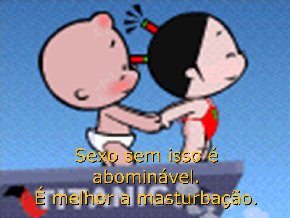 paivabsb-df@uol.com.br Tem de sentir alguma coisa pelo oposto, ternura, amor, carinho.