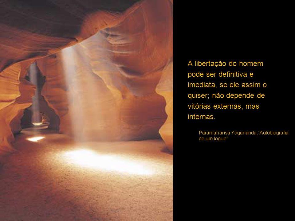 Mantenha no seu íntimo um santuário secreto de silêncio, onde não será permitida a entrada das oscilações de humor, das aflições, das lutas ou da desa