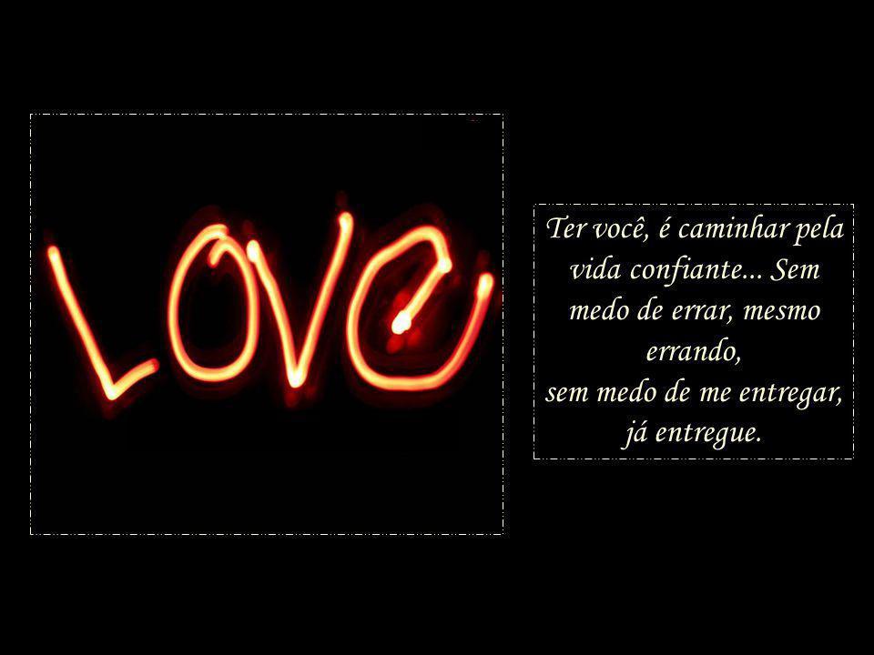 Obrigado Por Existir Meu amor...
