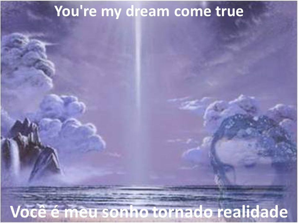 The magic that you do A mágica que você faz...