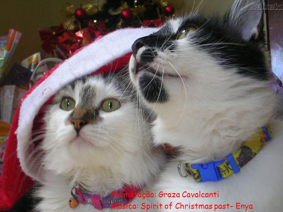 Formatação: Graza Cavalcanti Música: Spirit of Christmas past- Enya