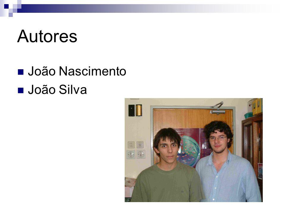 Autores João Nascimento João Silva