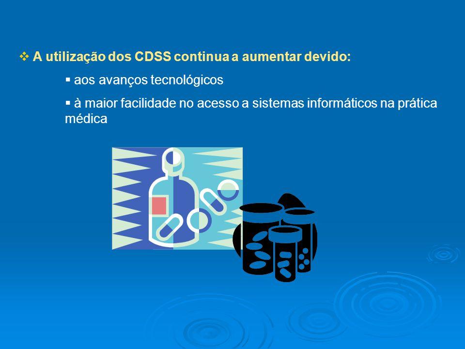 O Artigo completo CDSS and Drug therapy