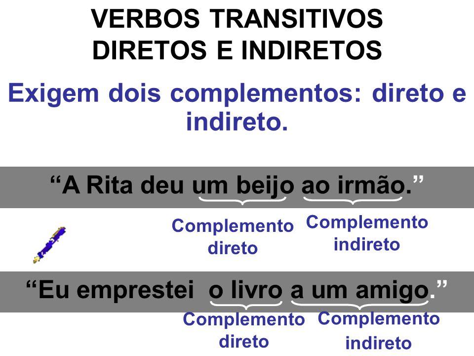 VERBOS COPULATIVOS Faz a ligação (cópula) entre o verbo e o predicativo do sujeito para lhe completar o sentido.