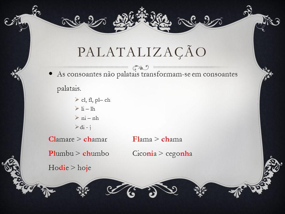 CONTRACÇÃO Duas vogais aglutinam-se numa só (crase) ou num ditongo (sinérese).