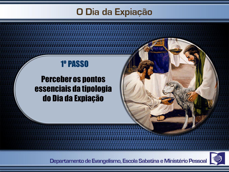 O Dia da Expiação era a concretização final da purificação da humanidade do pecado.