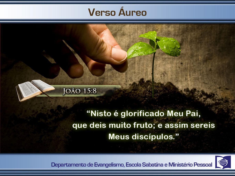 Compreender que o sucesso de um discípulo não depende de títulos nem de símbolos de autoridade.