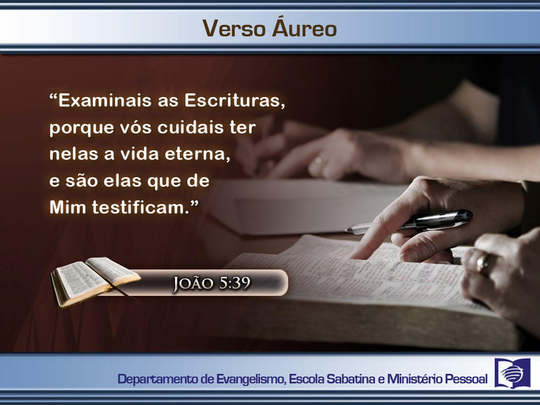Compreender que a principal fonte de conhecimento de Jesus provém da leitura da Sua História nos Evangelhos.