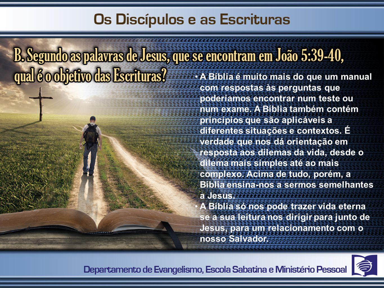 2º PASSO Identificar os valores que Cristo viveu e ensinou na Sua interação diária com os outros