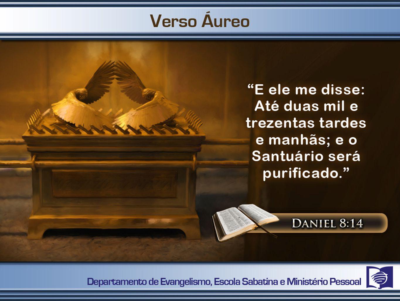Compreender, através da visão de Daniel 8, que Deus restaura.
