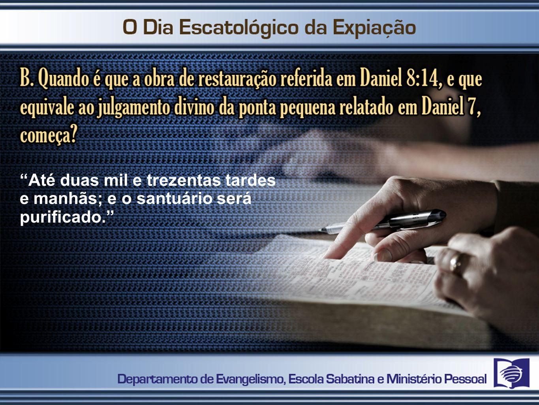 2º PASSO Perceber que o povo de Deus está seguro nEle