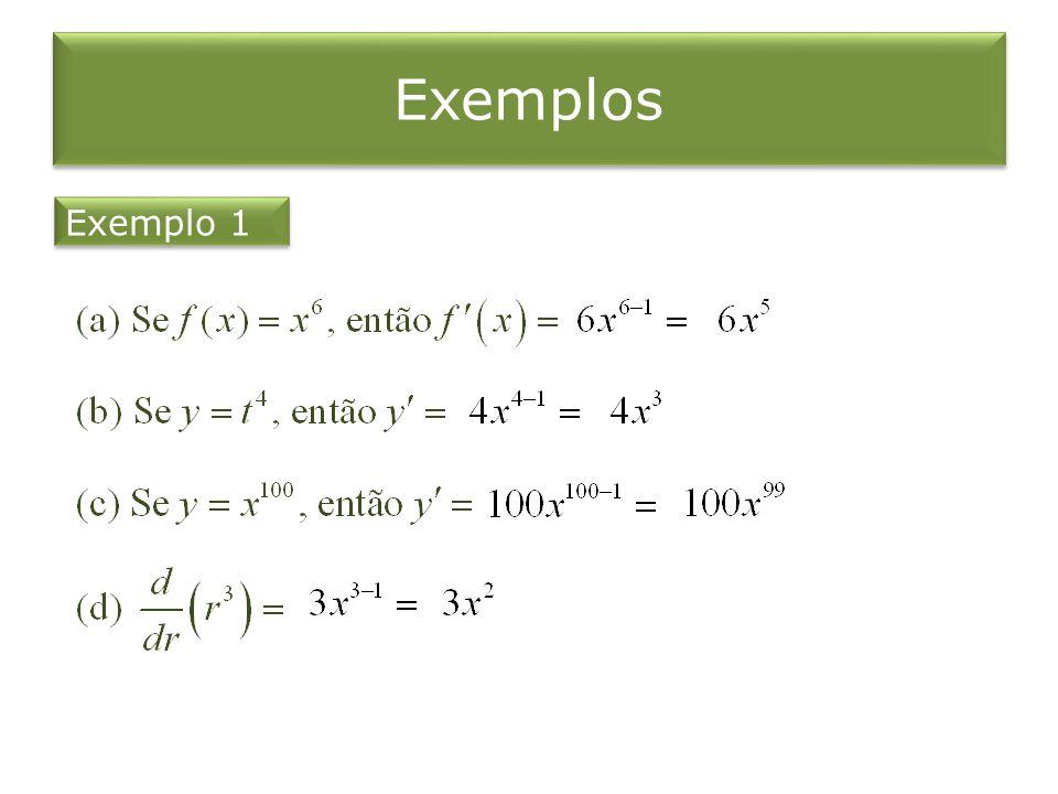 Exemplos Exemplo 1