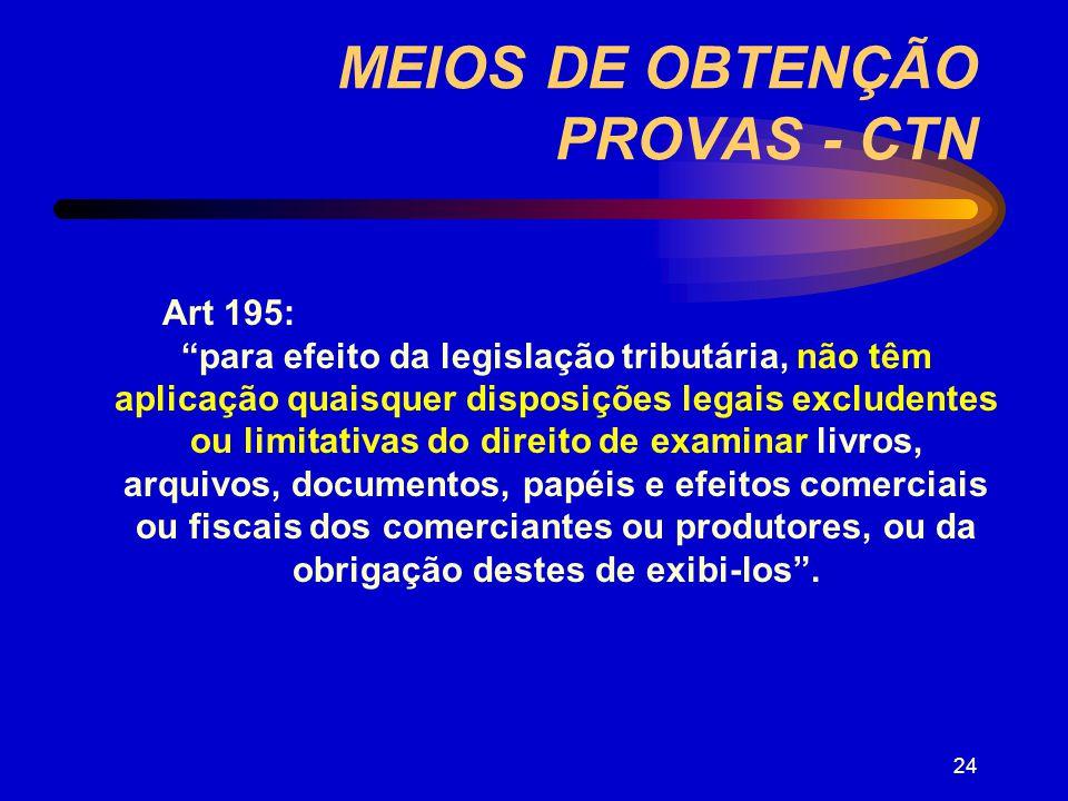 23 MEIOS DE PROVA CÓDIGO DE PROCESSO CIVIL ê ART.335.