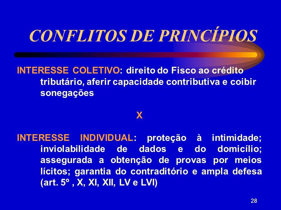 27 DECISÃO DO STF CASO PC: STF apreciando a AÇÃO PENAL Nº 307/DF – inadmissibilidade, como prova (...) de registros contidos na memória do microcomputador, obtidos por meios ilícitos (art.
