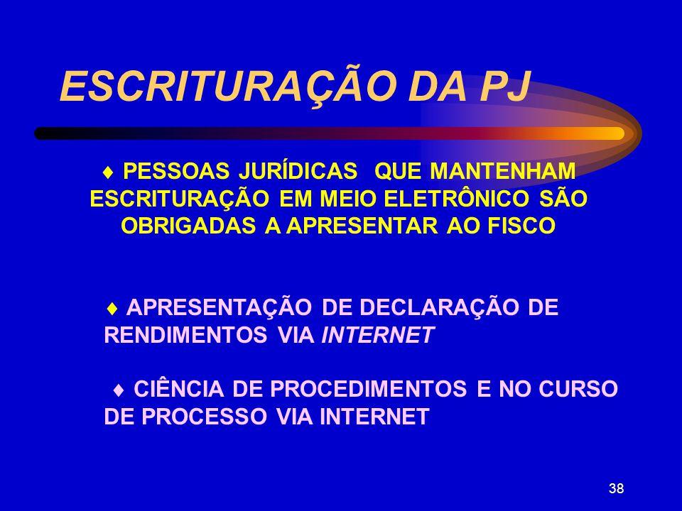 37 MP nº 2.200/2001 CERTIFICAÇÃO DIGITAL Art.11.