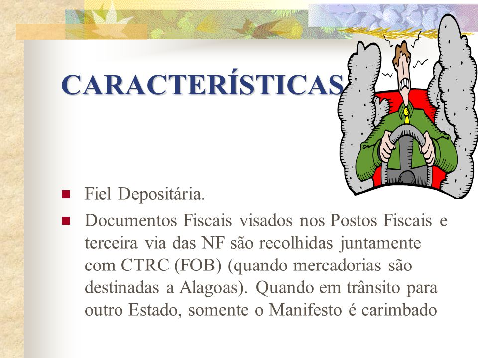 INTRODUÇÃO No Banco de Dados da SEFAZ - 300 Transportadoras cadastradas.