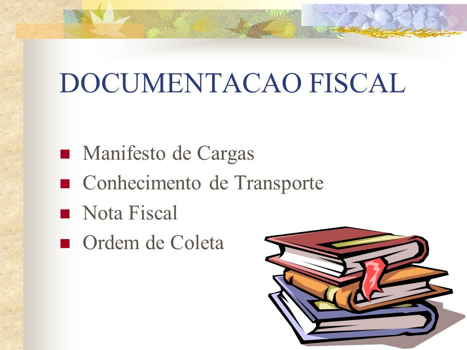 CARACTERÍSTICAS Fiel Depositária.