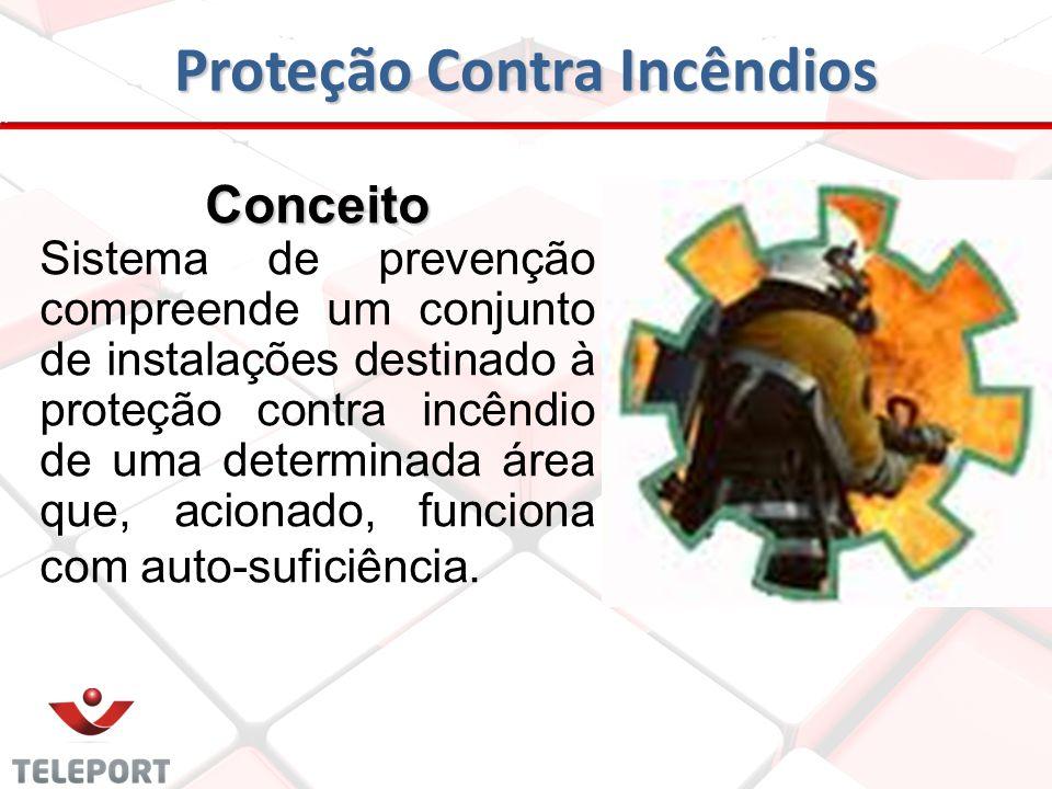 Sistemas de Combate a Incêndios - PQS Descarregar o pó extintor através de esguichos fixos, alimentados por canalização ou através de linha do mangotinho; em ambos os casos, com o auxílio de um gás propelente.
