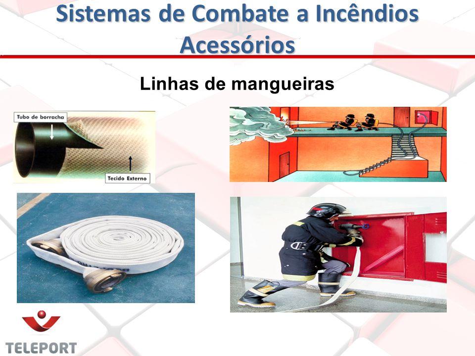 Esguichos e chaves Sistemas de Combate a Incêndios Acessórios