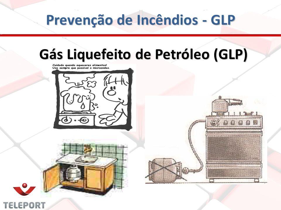 Prevenção de Incêndios - GLP Sistema de Prevenção de Incêndio