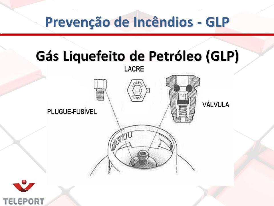 Prevenção de Incêndios - GLP 2.Verificar as condições de segurança b.
