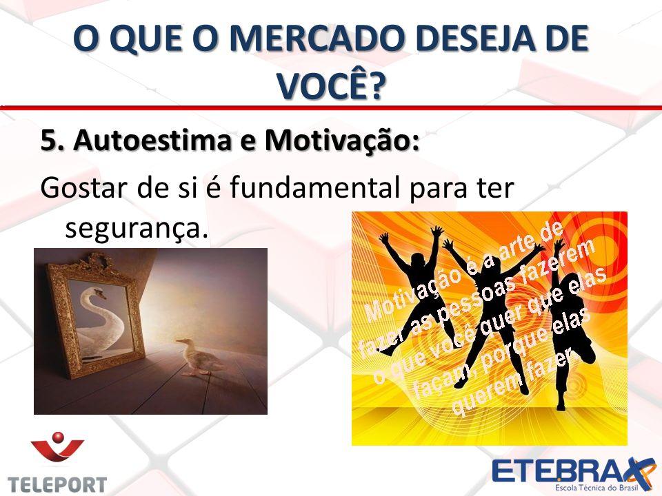 O QUE O MERCADO DESEJA DE VOCÊ.5.