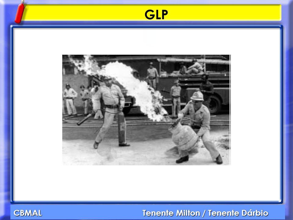 CBMAL Tenente Milton / Tenente Dárbio GLP