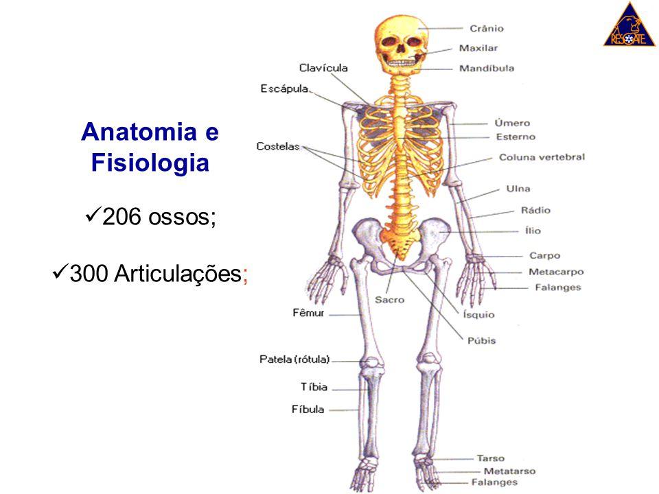 Causas gerais de traumatismos Músculo- esqueléticos Trauma direto: ocorre no local do impacto, ou não; Forças de torção: O segmento ósseo ou articulaç