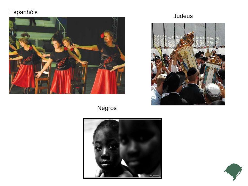 Negros Judeus Espanhóis