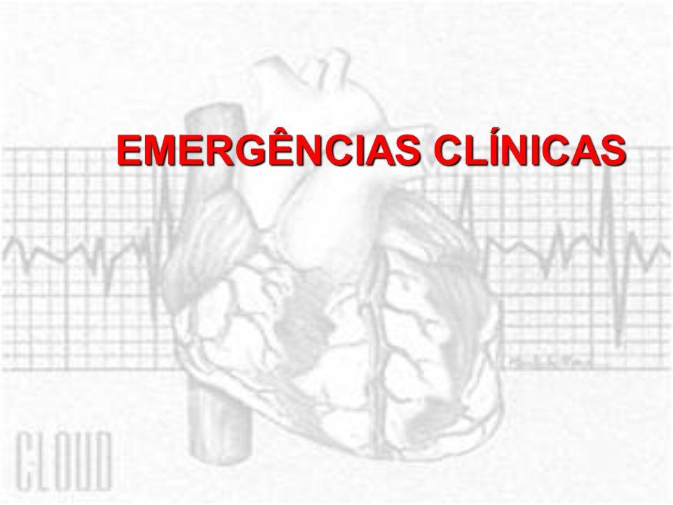 EMERGÊNCIAS CLÍNICAS