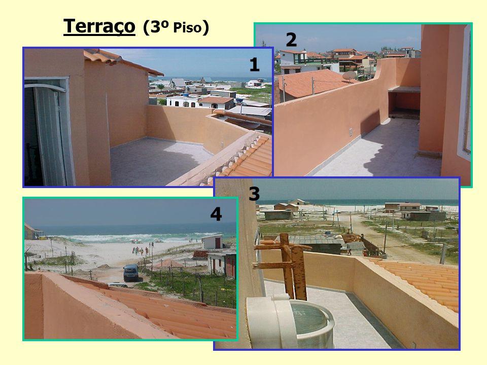 ( Terraço ) Varandas Sala Interna (2º piso) Quarto – I (2º piso) Quarto – III (3º piso) Aprofeite a oportunidade que a cidade grande não permite, desc