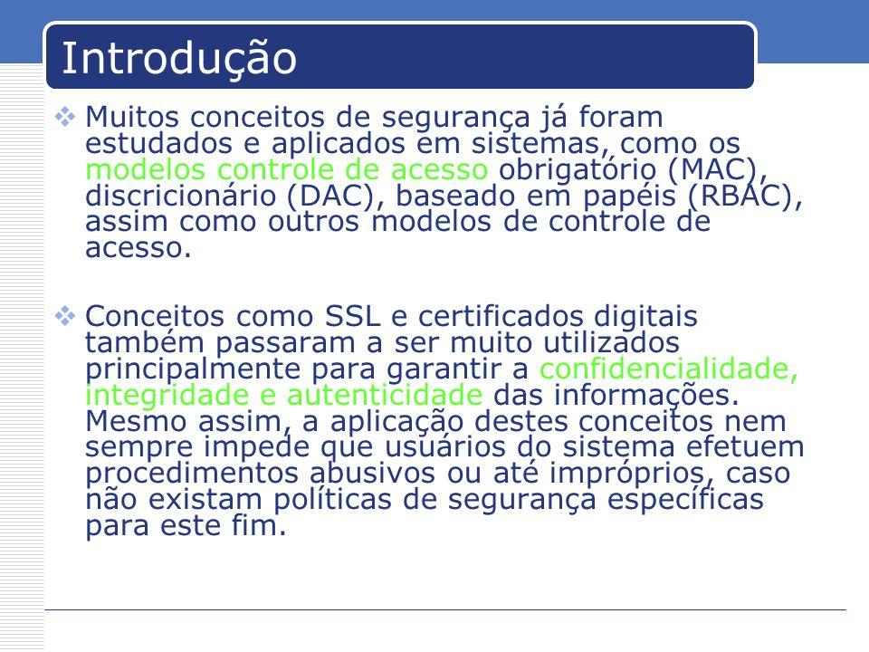 Referência Elien, J.-E.(1998). Certificate discovery using SPKI/SDSI 2.0 certificates.