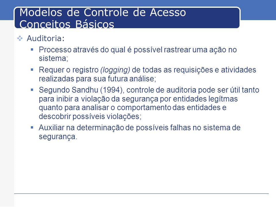 SPKI/SDSI – auth cert Um certificado de autorização não invalida outros, sendo, portanto o seu efeito cumulativo.