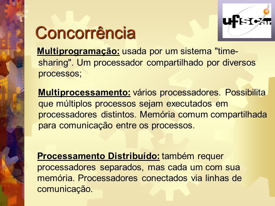 ap1.add(pa1); // adição da Thread pa1 ap2.add(pa2); // adição da Thread pa2 ap3.add(pa3); // adição da Thread pa3 Acoes lAcoes = new Acoes(); resumeButton.addActionListener(lAcoes); suspendeButton.addActionListener(lAcoes); resetButton.addActionListener(lAcoes); resume1.addActionListener(lAcoes); suspende1.addActionListener(lAcoes); resume2.addActionListener(lAcoes); suspende2.addActionListener(lAcoes); resume3.addActionListener(lAcoes); suspende3.addActionListener(lAcoes); } java.awt.Panel mainButtonPanel; java.awt.Button resumeButton; java.awt.Button suspendeButton; java.awt.Button resetButton; java.awt.Panel animationArea; java.awt.Panel aPanel1; java.awt.Panel ap1; java.awt.Panel subP1; java.awt.Button resume1; java.awt.Button suspende1; java.awt.Panel aPanel2; java.awt.Panel ap2; java.awt.Panel subP2; java.awt.Button resume2; java.awt.Button suspende2; java.awt.Panel aPanel3; java.awt.Panel ap3; java.awt.Panel subP3; java.awt.Button resume3; java.awt.Button suspende3;