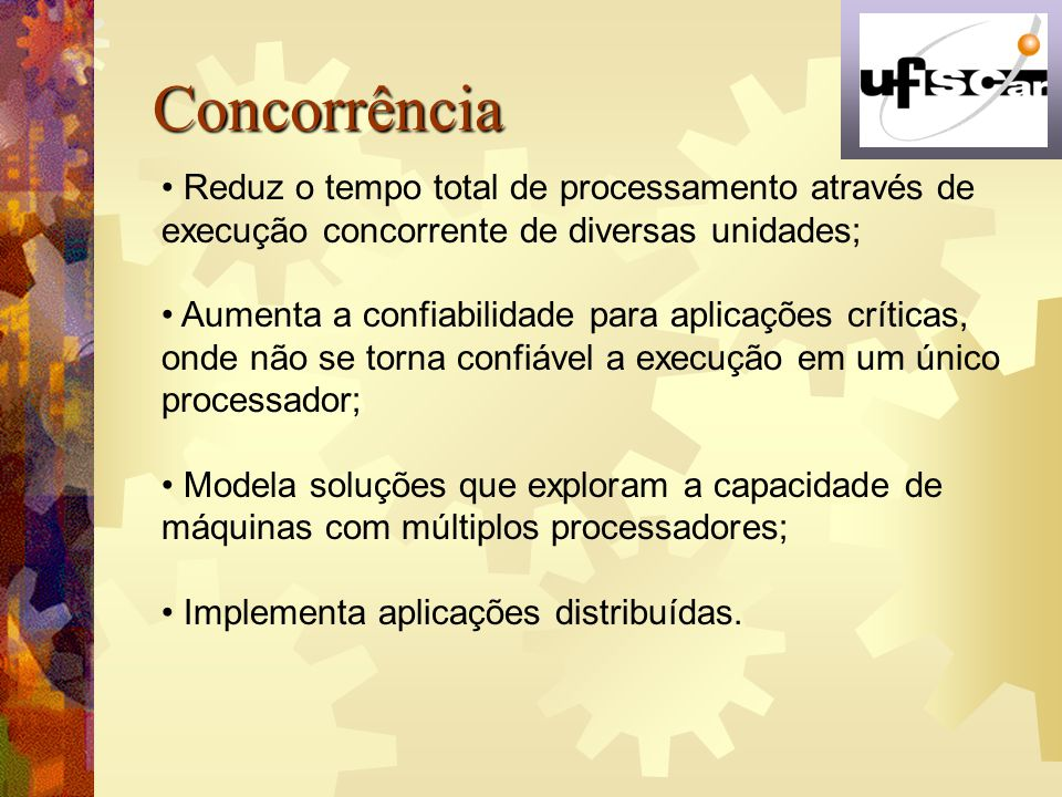 Ada – Comandos IF if condição then seqüência de comandos elsif condicao2 then seqüência de comandos2 else outra seqüência de comandos end if; FOR for a in 1..10 loop sequencia de comandos end loop;