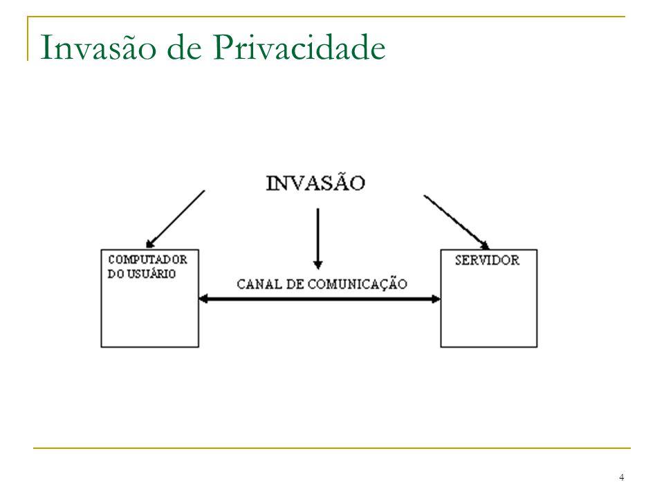 4 Invasão de Privacidade