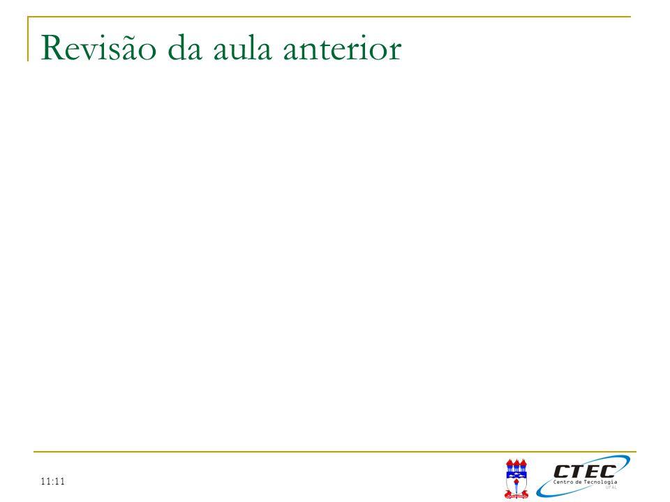 11:11 A solução da equação é: A taxa de crescimento de fitoplâncton é da ordem de 2 d -1.