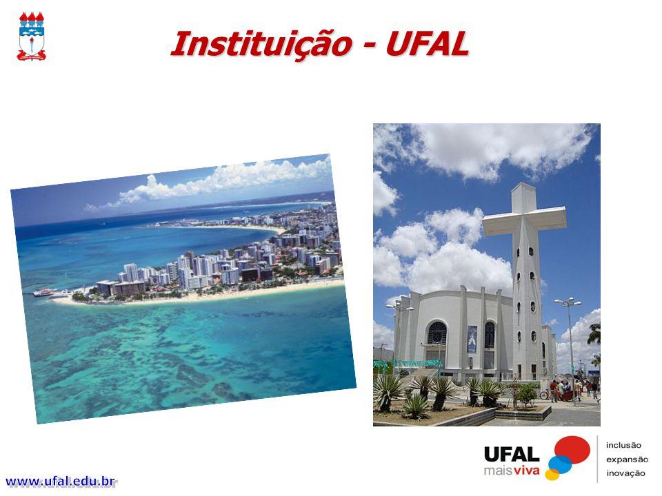Instituição - UFAL