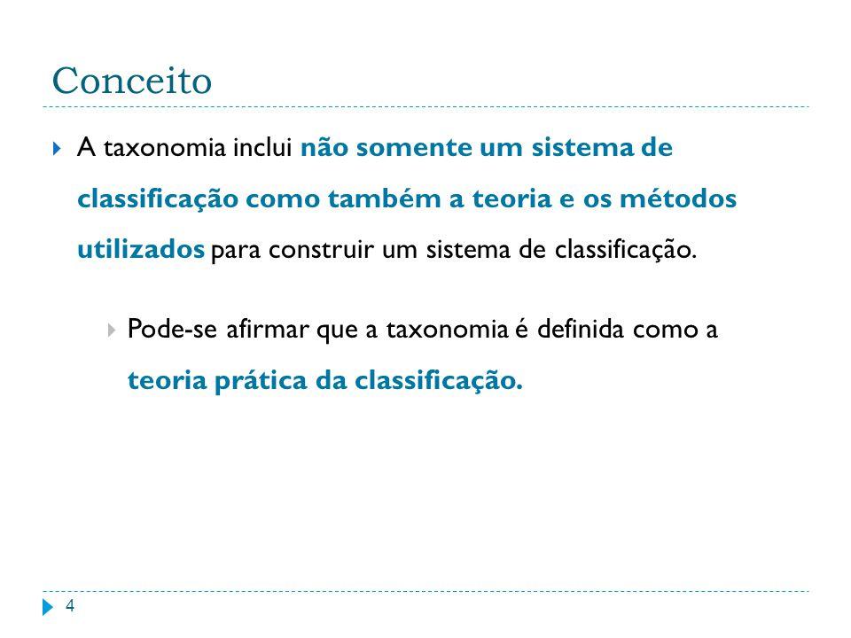 Taxonomia para Gerenciamento de Dados 25