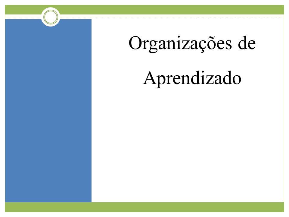 Organizações de Aprendizado