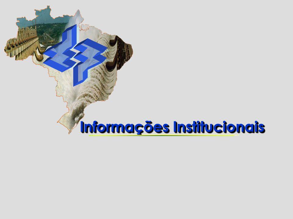 Informações Institucionais